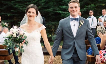 Molly Roloff Wedding Pics: Little People, Big Day!