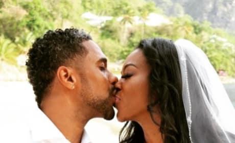 Kenya Moore Wedding.Kenya Moore Photos Page 2 The Hollywood Gossip