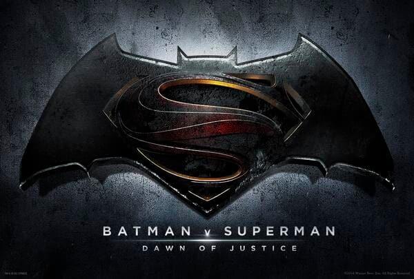 Batman V Superman: Dawn of Justice Key Art