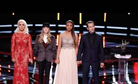 The Voice Season 8 Finale Results, Performances