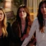 Pretty Little Liars are Shocked