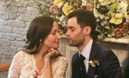 Penn Badgley & Domino Kirke: MARRIED!!