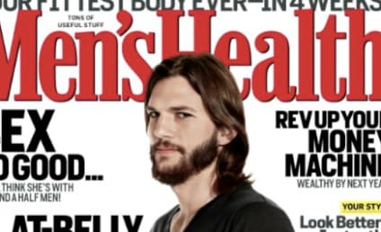 Ashton Kutcher in Men's Health: I Won't Change!