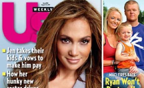 Jennifer Lopez on Us Weekly