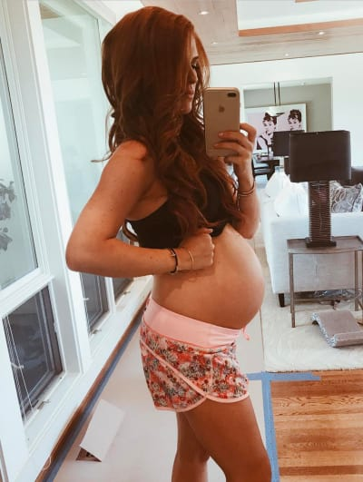 Audrey Roloff Pregnancy Photo!