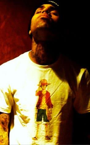 Chris Brown Meditates