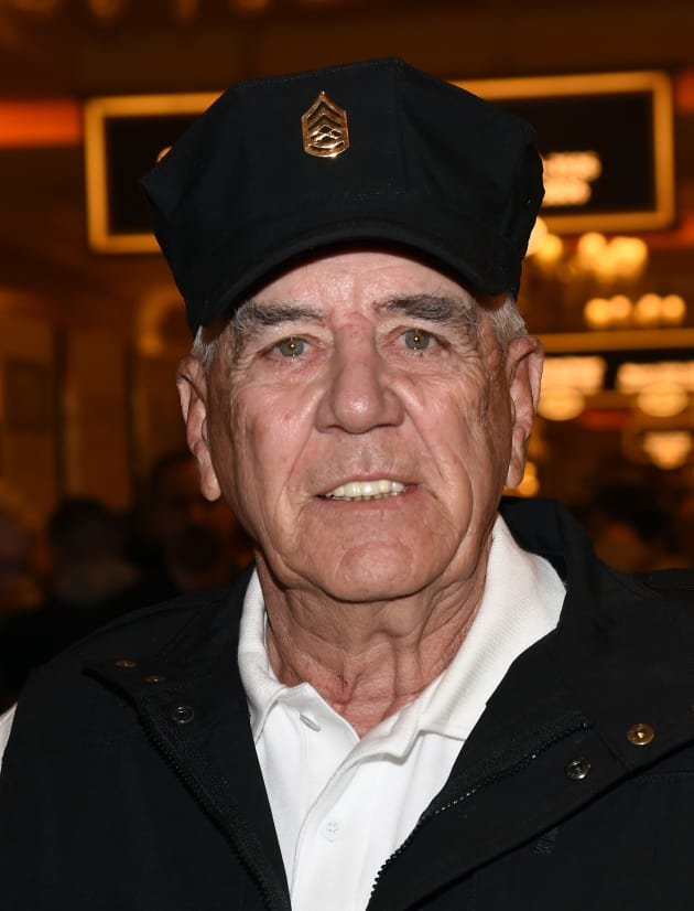 R. Lee Ermey Picture