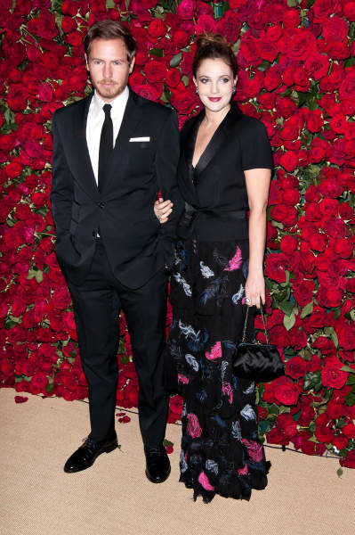 Will Kopelman and Drew Barrymore