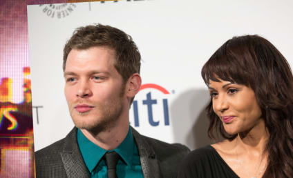 Joseph Morgan and Persia White: Engaged!