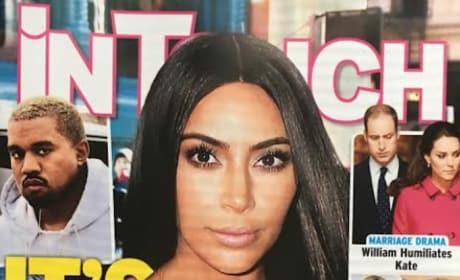 Kim Kardashian Divorce Tale