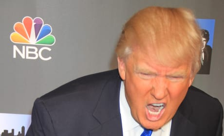 Very Angry Donald Trump