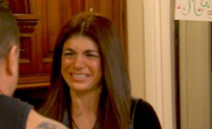 Teresa Giudice Comes Home: See Her Family Reunion!