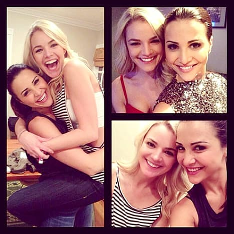 Nikki Ferrell and Andi Dorfman