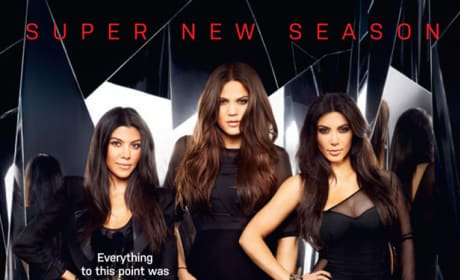 Keeping Up with the Kardashians Poster Pic