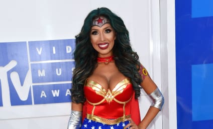 Farrah Abraham: People Watch Teen Mom Because of My Boobs!
