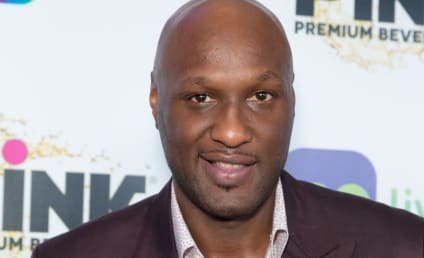 Lamar Odom Collapses at Los Angeles Nightclub