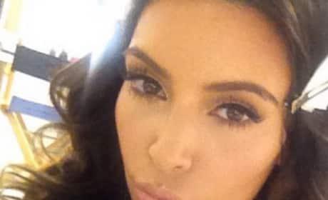 Old School Kim Kardashian