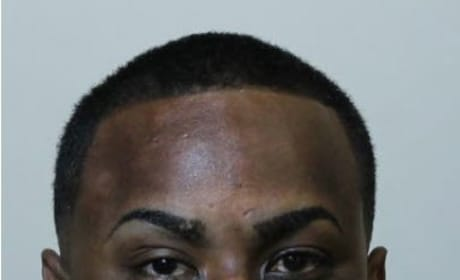 Nick Gordon Mug Shot, 2018