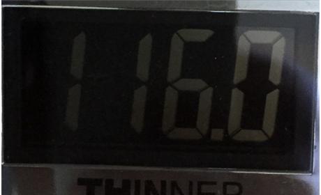 Khloe Karsdashian Weight Instagram Pic