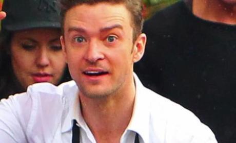 Justin Timberlake to Play the Riddler?
