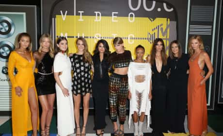 Taylor Swift Squad Members: An Official Who's Who!