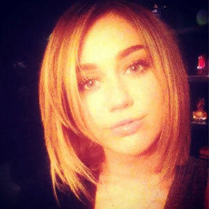 Miley Cyrus Haircut