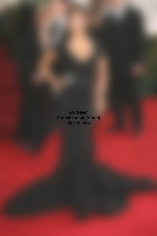 Eva Longoria Golden Globes photo