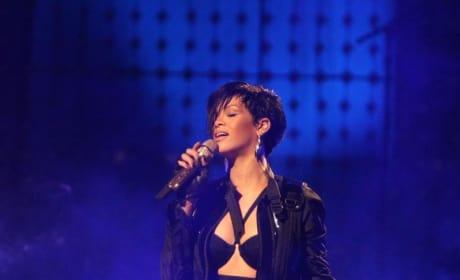Rihanna's latest fashion choice...