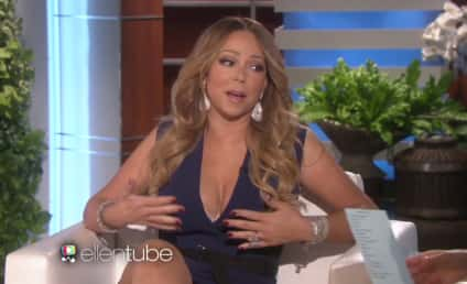 Mariah Carey Announces Las Vegas Residency: Move Over, Britney!