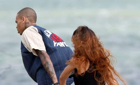 Will Chris Brown beat Rihanna again?