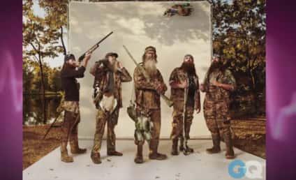 Glenn Beck to Duck Dynasty Cast: Come to The Blaze!