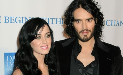Katy Perry and Russell Brand: It's Over!!