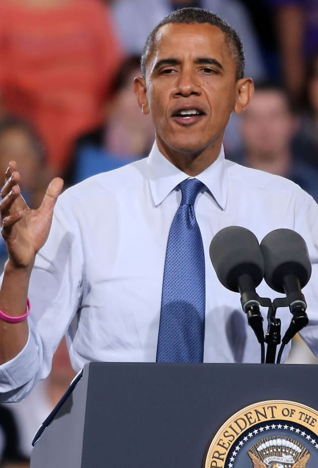 Fisher Auto Sales >> Obama Tax Rate Falls to 18.4 Percent in 2012 - The Hollywood Gossip