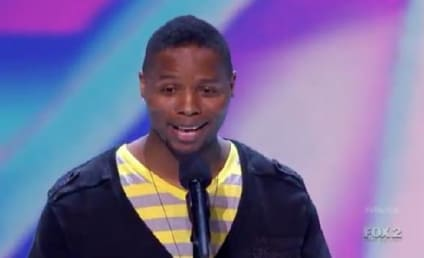 Daryl Black: A Gym Class Hero on The X Factor