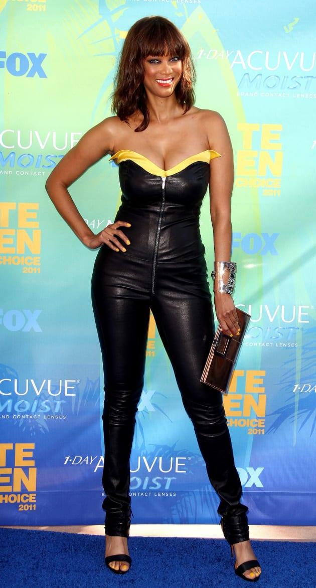 Awesome Tyra Banks Fashion