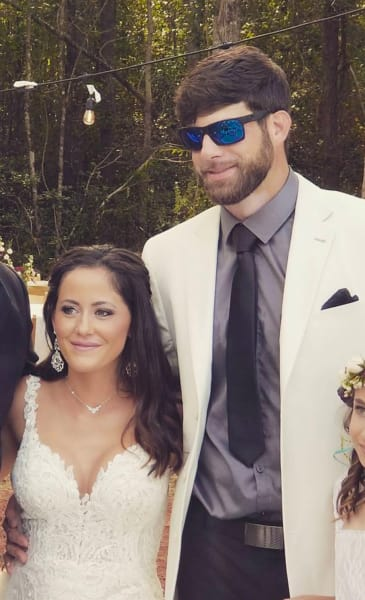 Jenelle Evans and David Eason: MARRIED!