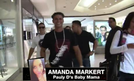Amanda Markert Interview on Pauly D