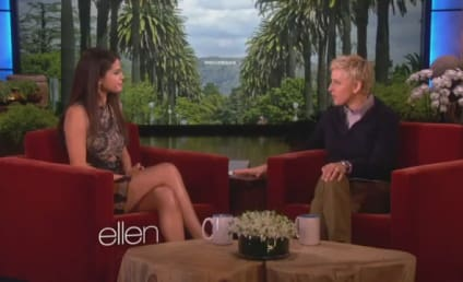 Selena Gomez Talks Brad Pitt, Justin Bieber, Makes Dating Profile