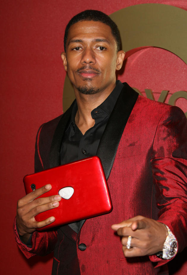Nick Cannon Red Carpet Photo