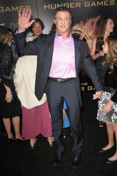 Sylvester Stallone Pic