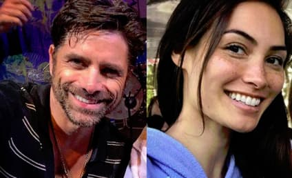 John Stamos and Caitlin McHugh: Married!