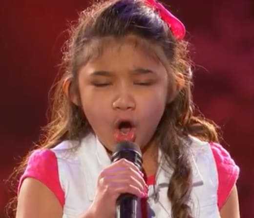Angelica Hale Picture
