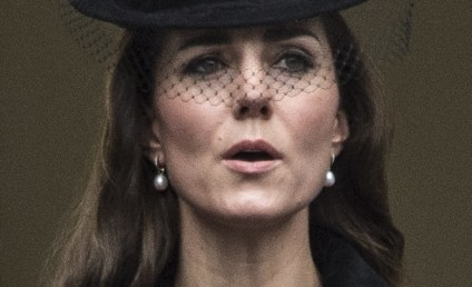 Kate Middleton: Poised As Heck on Remembrance Sunday
