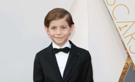 Jacob Tremblay: 2016 Academy Awards