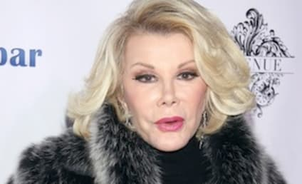 Joan Rivers Holocaust Joke: She Said WHAT?!?