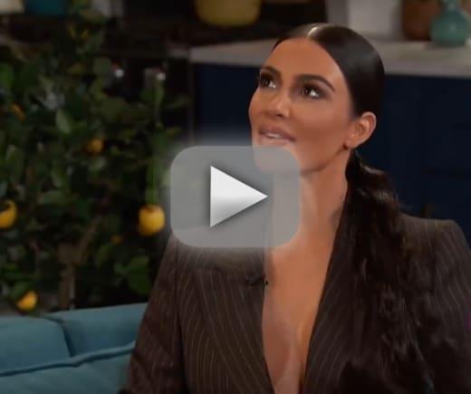 Kim kardashian my mom thought ecstasy would make me barren