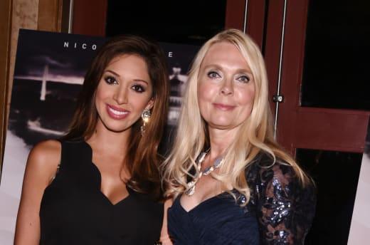 Farrah and Debra