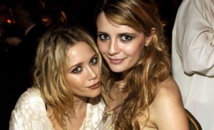 Olsen Twins Turn 20; Mary-Kate Gets Around