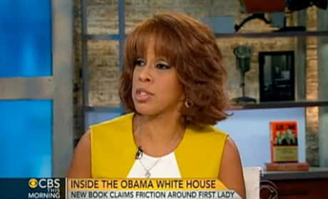 Gayle King Comes Out?