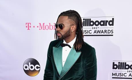 Jason Derulo Attends Billboard Music Awards